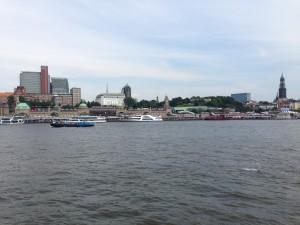Hamburger Hafen Schiffe