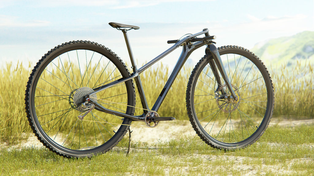 Ridiculous XC Bike 1