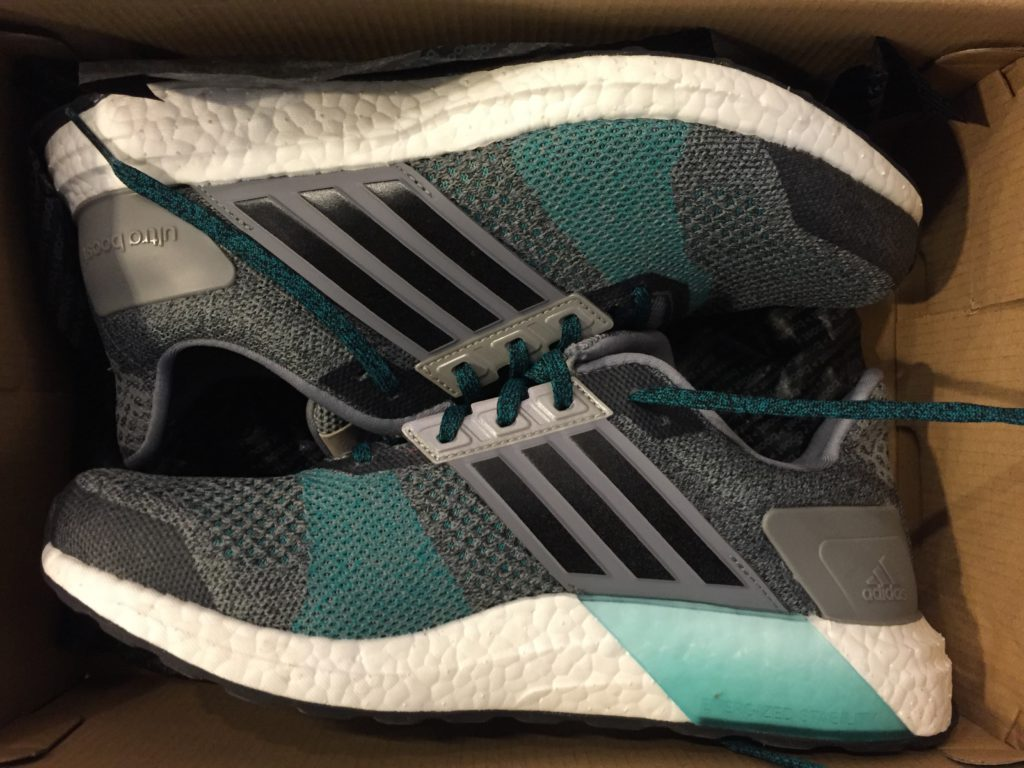 adidas ultra boost st test