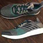 Adidas Ultra Boost Weiß Schwarze Sohle