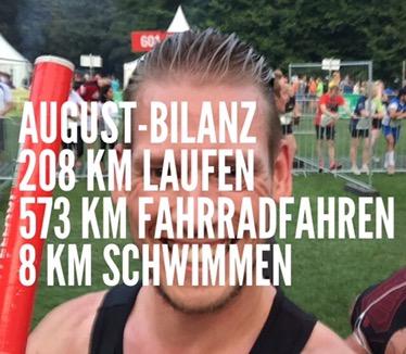 Bilanz: August 2016