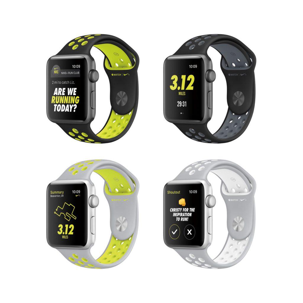 Ankündigung: Apple Watch Nike+