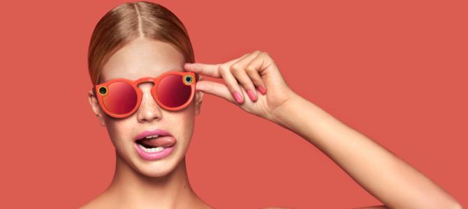 Snapchat Spectacles – Sonnenbrille für Selbstdarsteller