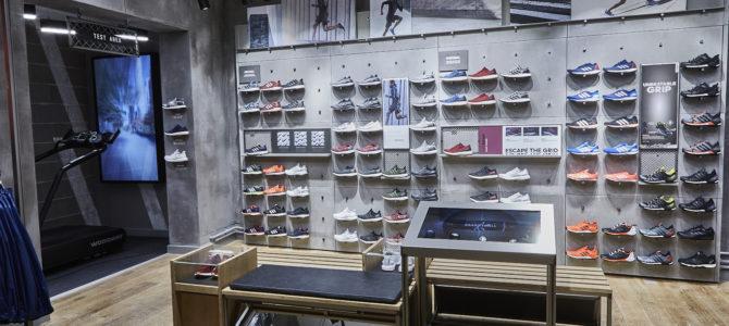 Der erste adidas Running Stores eröffnete in Deutschland